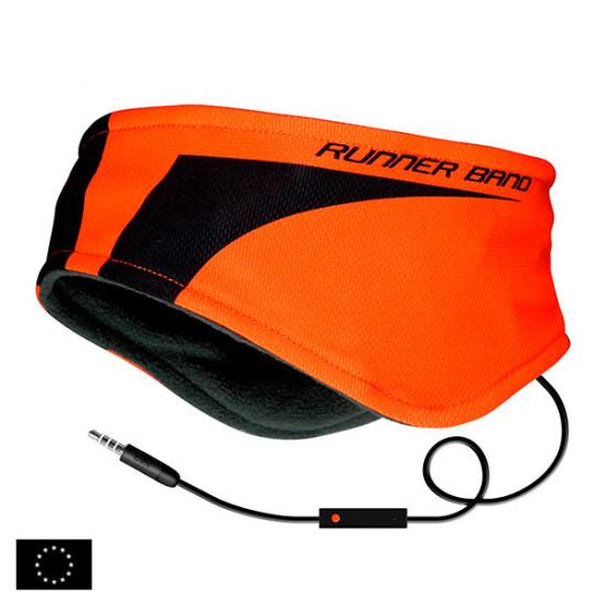 GoFit Sports Headband with Headphones