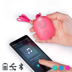 AudioSonic Bluetooth Portable Speaker