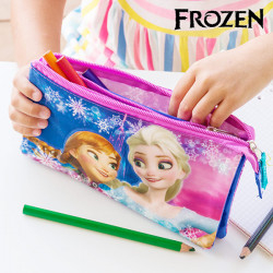 3D Frozen Pencil Case