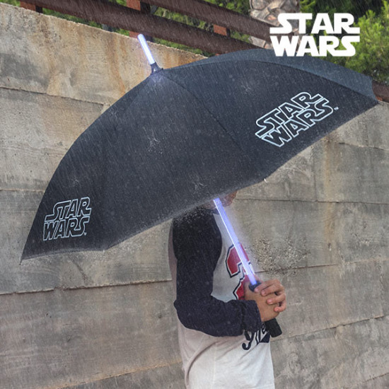 Star Wars Umbrella with LED