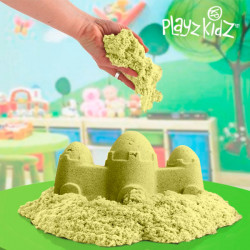 OUTLET Playz Kidz Kinetic Sand for Children (No packaging)