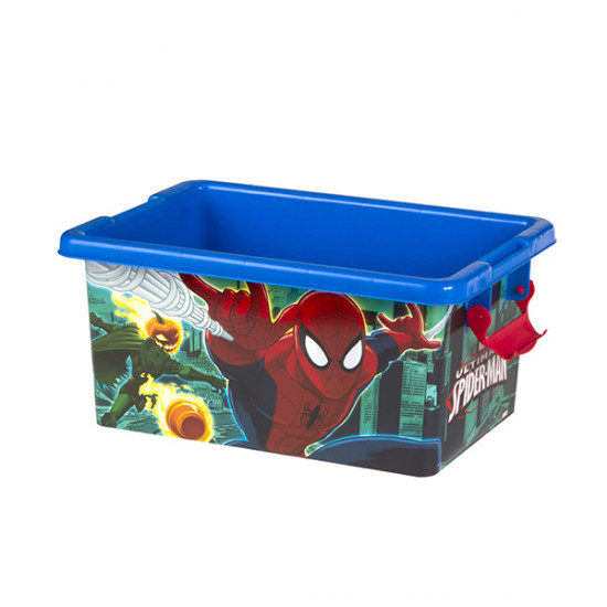 Spiderman Toy Box (32 x 23 cm)