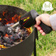 BBQ Classics Pistol-Fan for Barbecues