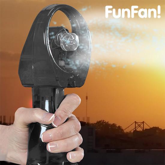 FunFan Portable Spray Fan