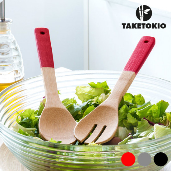TakeTokio Bamboo Fork and Spoon