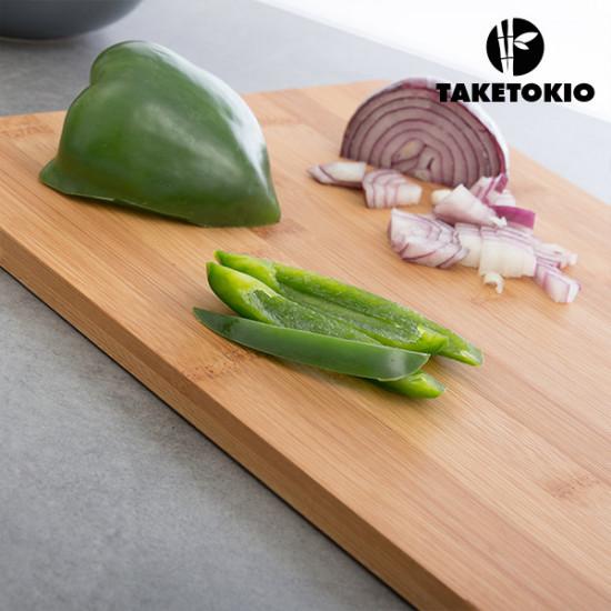TakeTokio Bamboo Chopping Board